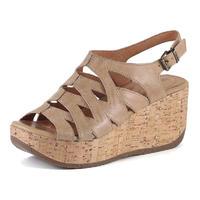 06ae4be6d25 Bussola Women s Iris Wedge Sandals