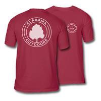 4c68898ca8e Alabama Outdoors Record Logo Short-Sleeve T-Shirt