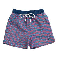 d43c96443d Southern Marsh Youth Dockside Swim Trunks - Lattice