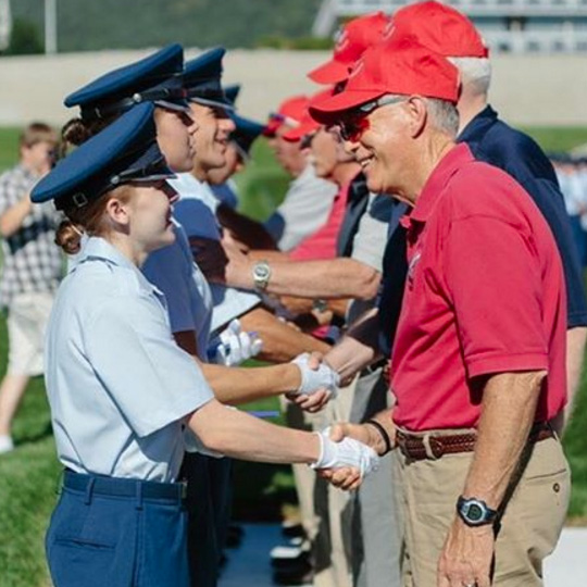 Legacy Events | US Air Force Academy AOG & Endowment