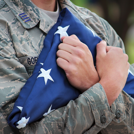 Gone But Not Forgotten | US Air Force Academy AOG