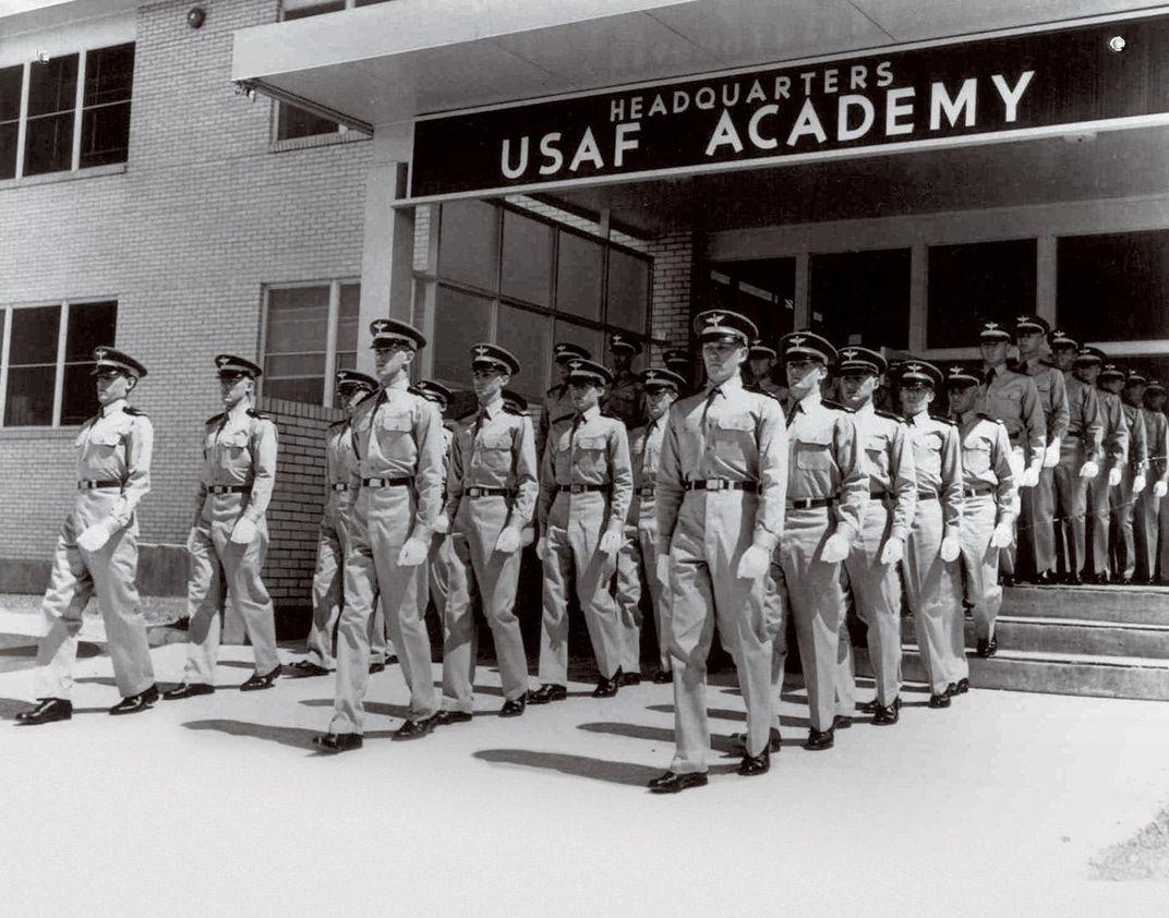 USAFA in 1959