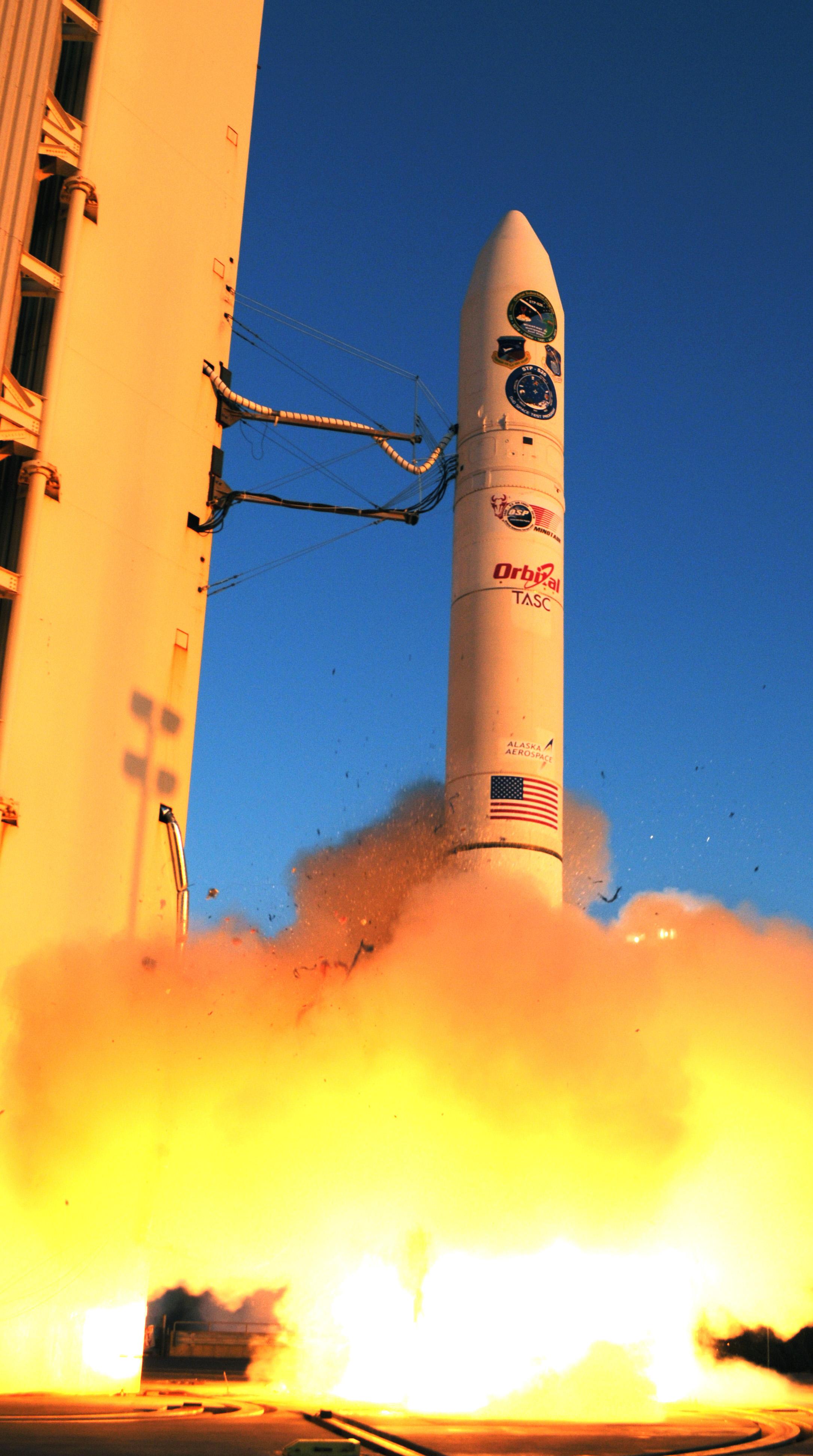 FalconSAT Launch