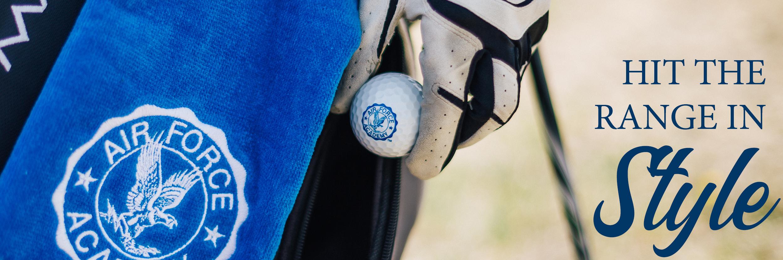 Golf Bag Header