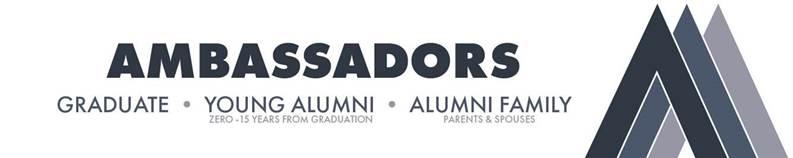 Ambassador Logo + Types