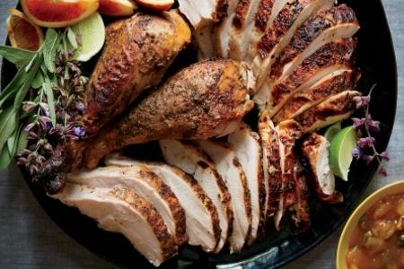 Moroccan-Spiced Turkey