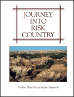Journey into Risk Country: The first 30 years of Apache Corporation