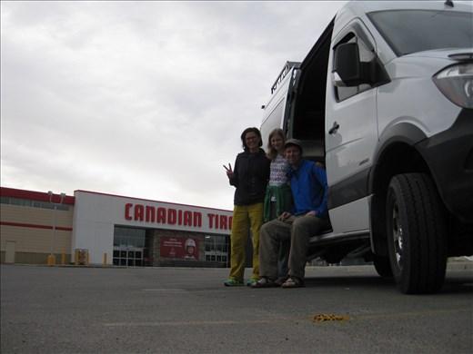 Canadian Tire Rocks!