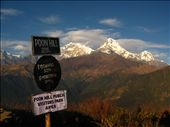Poon Hill sunset : by 2008-2009, Views[272]