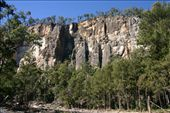 The staggering 200 meter walls of the gorge.: by BigTripBlog, Views[1524]
