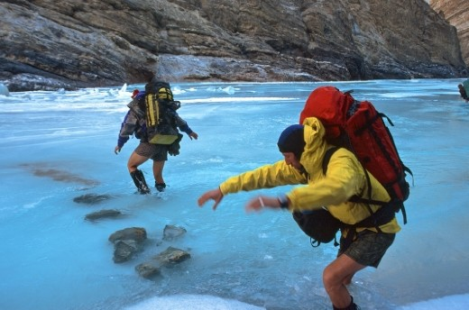 On Thin Ice: How I Saved My Sherpa