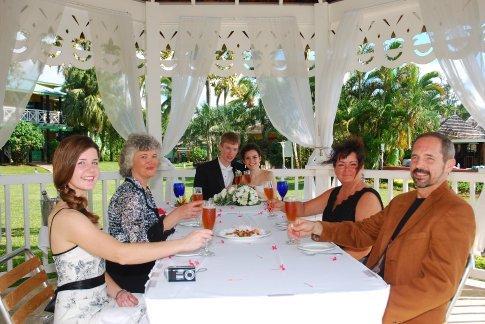 Jamaica reception