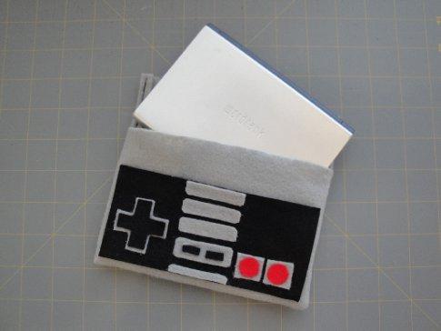 The case I made for my pocket translator.