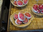 Dragon fruit in their fresh fruit marketplace.: by abcarlson, Views[383]