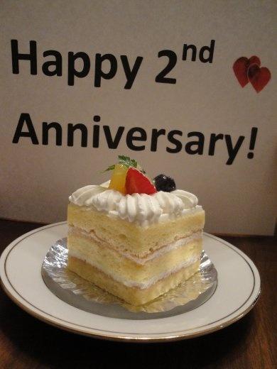 happy 2th anniversary