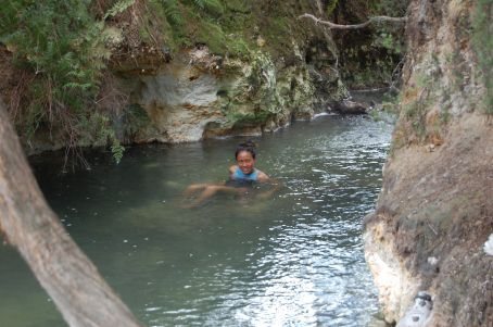 Hot-Cold water Springs