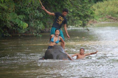 Water fun !