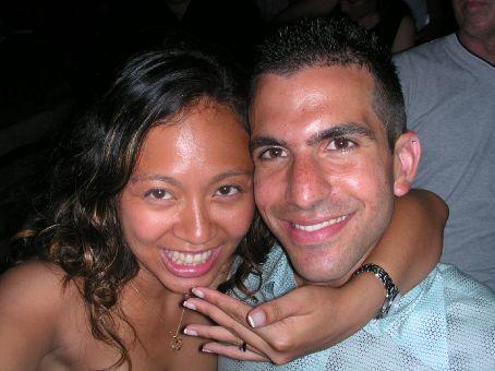 We're Engaged!  Qesaria - Israel 2006