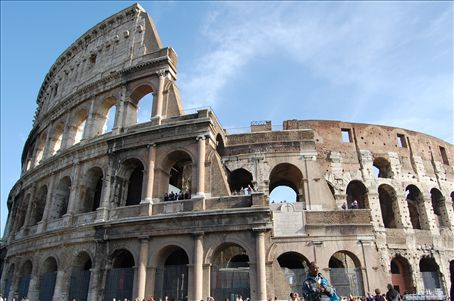 Colosseum in Roma - WOW