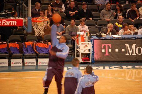 Knicks vs Utah