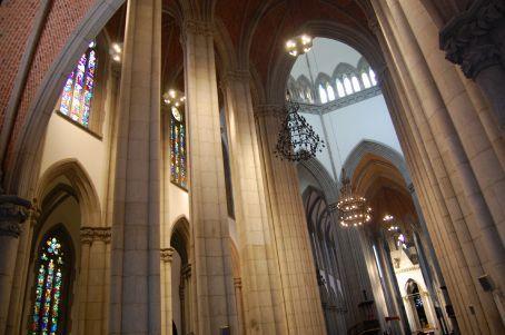 Sao Paulo´s gorgeous church
