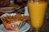 Fifties famous onion rings and Mango shake!: by abelaine, Views[548]