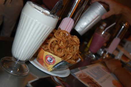 Awesome Coconut Frappe - Briel onl had this on last day - poor thing!
