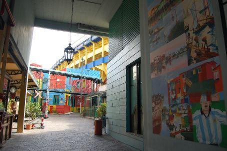 La Boca - colourful