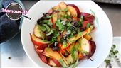 The stoned fruit salad: by adrianeats, Views[140]