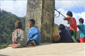 These boys were attentive to the heavy equipments that are hauling rocks and san: by adventure4ever, Views[91]