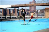 [Athletes in Brooklyn] - Brooklyn bridge, NYC - USA: by adventuremode_on, Views[94]