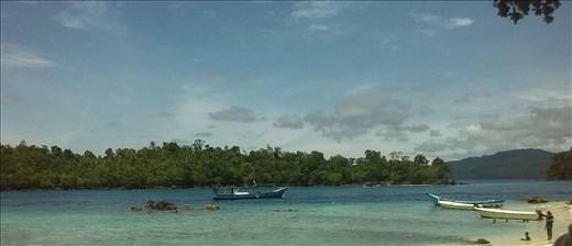 Iboih Beach. Sabang.