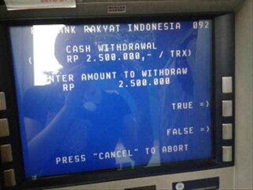 ATM Bali