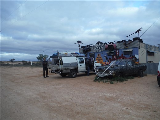 Silverton NSW Mad Max 2 Museum