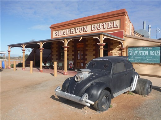 Silverton Hotel NSW Australia