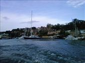 Leaving the Mosman Wharf for the city.: by afischera, Views[187]