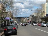 Katoomba, in the Blue Mountains.  Sydneysiders escape to the
