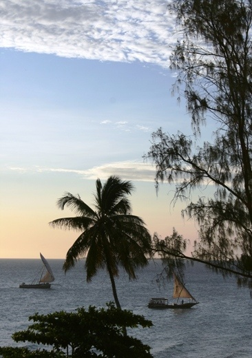 The Africa House Hotel is the perfect place to wind down after a glorious day in Zanzibar.