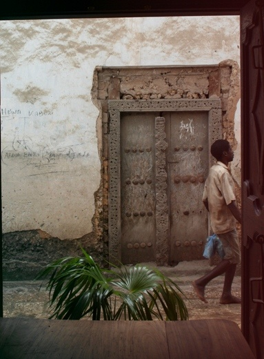 I was particularly pleased with the composition of this photo and it also shows one of the many stunning doors for which Zanzibar is known.