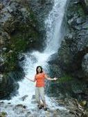 Rocky Mouth Canyon Waterfall: by afton_romero, Views[542]