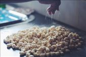 sprinkling flour on the gnocchi so they don't dry out: by agathab, Views[126]