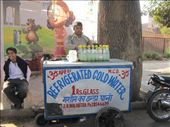 you will see that all over India - they offer cold drinks - but better not to buy - whn u will see how they make the juice and ice - u will be shocked !!!! : by aida_aiko, Views[246]
