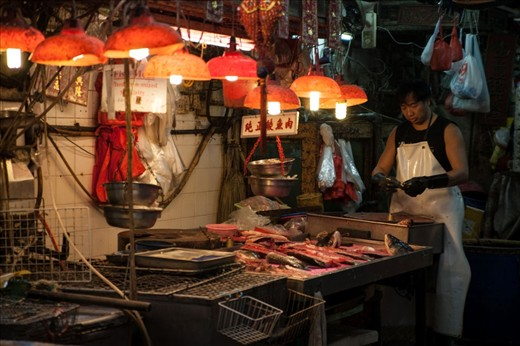 Maybe there is no such place as Hong Kong if you like fresh fish. Markets are open till late and you can choose your fish and bring it for cooking at the restaurant. Sometimes fish is sliced and you can see the heart beating while it's still alive.