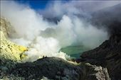 Kawah Ijen, the Sulphur Volcano: by albertocanocchi, Views[135]