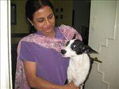 My hindi professor Bernie and my four-legged friend Cricket!!!: by alexbg, Views[1010]
