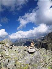 Few steps from heaven: On the way to Rysy (2503 m AMSL).: by alica, Views[191]