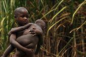 Kenya is a warm ebony hug that makes invincible: by alientodealma, Views[100]