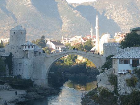 The famous bridge again