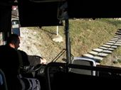 The bus 'broke down' on the way to Lake Ohrid and was given a push start: by all_powered_up, Views[614]
