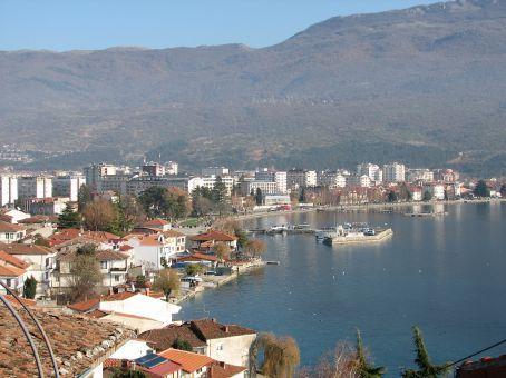 Bay of Ohrid